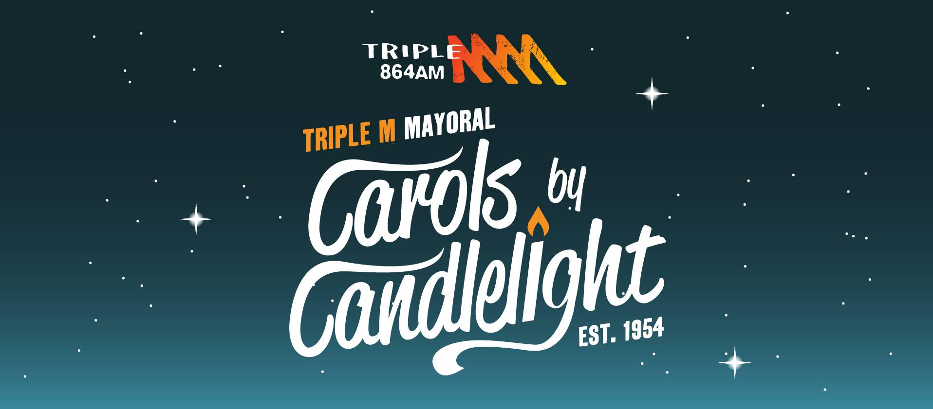 Triple M Mayoral Carols by Candlelight