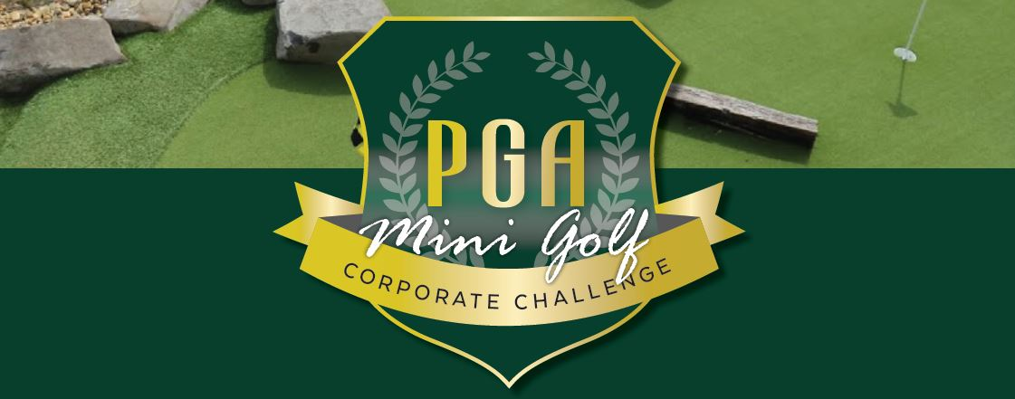 PGA Mini Golf Corporate Challenge