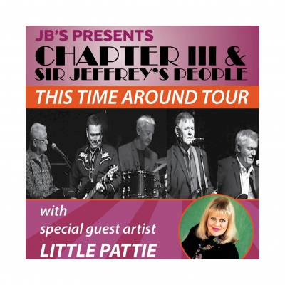 JBs Presents Chapter III & Sir Jeffrey's People - This Time Around Tour