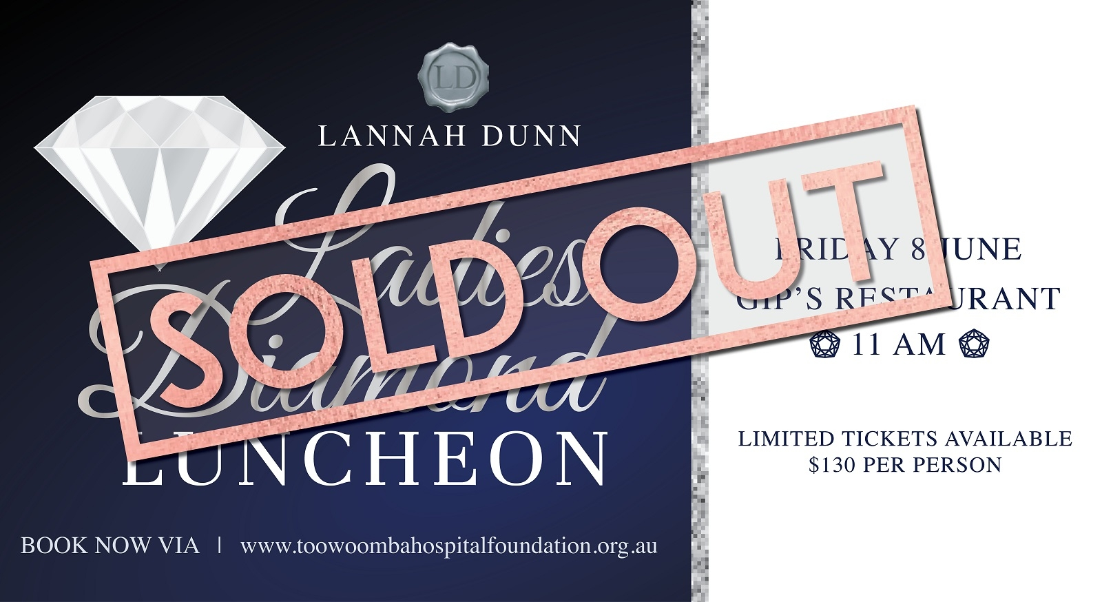 Lannah Dunn Ladies Diamond Luncheon